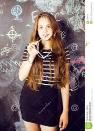 cute teenagers back to school after summer vacations cute teen stock image image