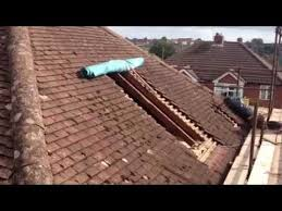 Hipped Roof Loft Conversion Hip To Gable Loft Conversion 1 Youtube