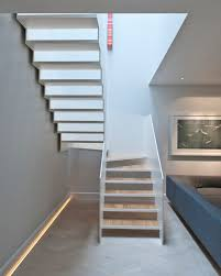 minimalist stairs design staircase modern with contemporary