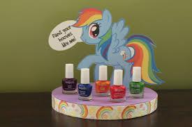 my pony centerpieces my pony centerpice nail centerpiece my
