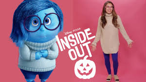 inside out costumes inside out sadness costume
