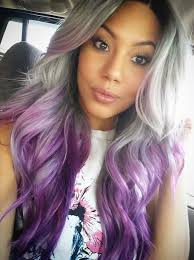 grey hairstyles for young women pastel hair trend has young women dyeing their hair vibrant colors