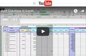 Account Spreadsheet Template Free Excel Bookkeeping Templates