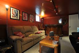 Cozy Living Room Paint Colors Fascinating 90 Basement Living Room Design Ideas Of Basement