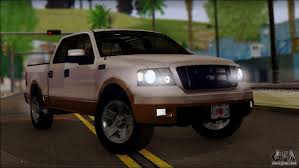 Ford F150 Truck 2005 - ford f 150 2005 for gta san andreas