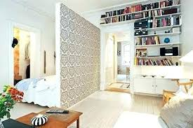 bedroom divider ideas room dividers ideas for studios wall divider ideas bedroom divider