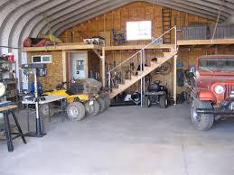 building a workshop garage pix for building garage storage loft shop building pinterest