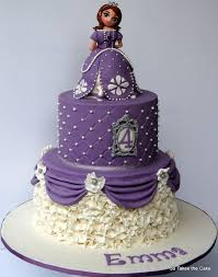 88 best cakes princess sofia the first images on pinterest