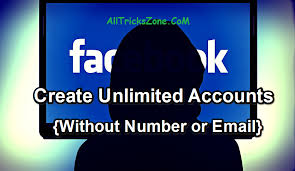 Vanity Phone Number Generator 100 Working Create Unlimited Facebook Accounts Without Numbers