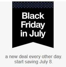target black friday starts target black friday in july starts today http www