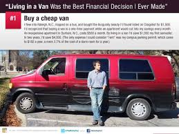 1 buy a cheap van