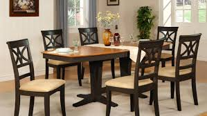 dining compelling 6 seater dining table with chairs stunning 6