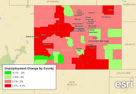 Colorado Population Map Examining Colorado U0027s Political Leanings U2013 Pam Allison
