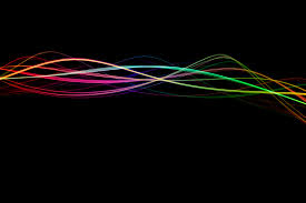 ribbon light multicolored lights free backgrounds and textures cr103