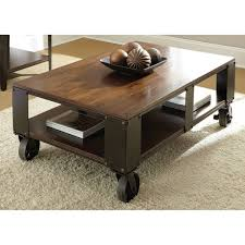 Weathered Coffee Table Baxter Oversized Distressed Coffee Table By Greyson Living Free