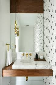 modern powder room sinks 10 pretty powder rooms we love