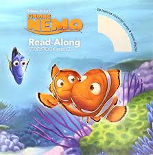 Finding Nemo Story Book For Children Read Aloud Finding Nemo Read Along Storybook And Cd By Disney Book G Https