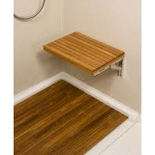 Fold Down Bench Seat Tips Home Design Teak Shower Bench Plans