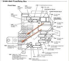 acura mdx fuse box wiring diagram weick