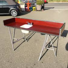 mid century wet bar sink u0026 top