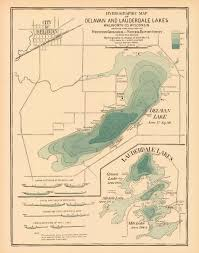 Map Of Wi Wisconsin Geological U0026 Natural History Survey Hydrographic Map
