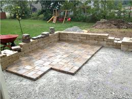 Pavers Patio Design Concrete Paver Designs Concrete Paver Patio Designs Backyard