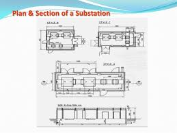 drawing layout en espanol typical layout of a sub station