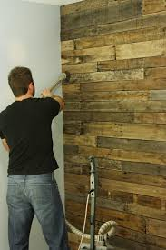 Wedding Guest Board From Pallet Wood Pallet Ideas 1001 by Diy Wood Pallet Wall Could See This In A 1 2 Bathroom On One