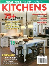 kitchen design magazine kitchen design magazine and cherry cabinet