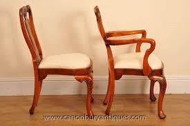 Esszimmerst Le Vintage Antique Esszimmerstühle