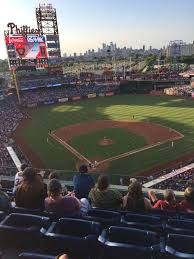 a day at the phillies game with xfinity hosted mommies with style