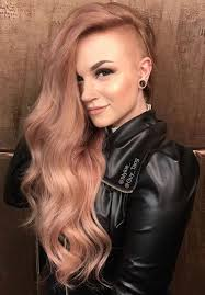 long sided hair cuts to the back best 25 shaved long hair ideas on pinterest side undercut