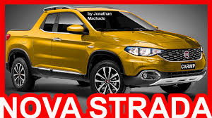 fiat strada making of preview new 2018 fiat strada x6p project fiat youtube
