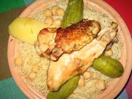 cuisine alg駻ienne traditionnelle constantinoise constantine aïd mahkouk trida et m haouar au menu l algerie
