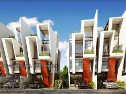 Modern Narrow House House Design Small Lot Beautiful Ideas Modern House Design For