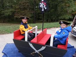 ana white pirate ship teeter totter diy projects