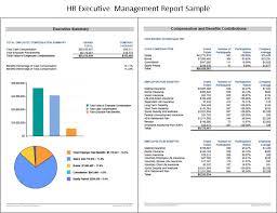 hr report template aradio tk