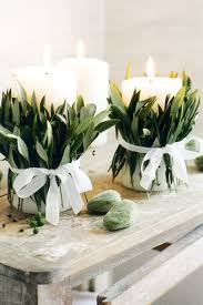 candle wreaths rustic candle wrap candles wrapped