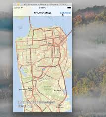 Offline Map Develop Gis Moible App Download Offline Map In Swift Or Objective