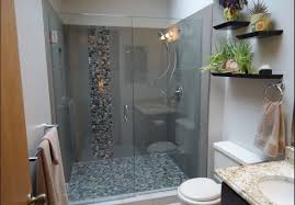 shower awesome walk in shower ideas for small bathrooms walk in