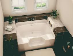 gt 60 alcove bathtub aker by maax