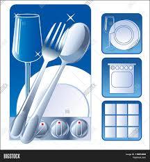 Washing Dishes Meme - washed dishes set iconic symbol vector photo bigstock