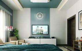 Accent Walls Living Room Accent Wall Living Room Blue Paint On The Wall White Drum Floor