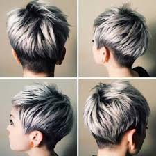 pixie grey hair styles 13 pixie haircut for gray hairs hairstyles pinterest pixie