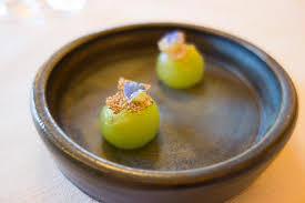 gruß aus der küche gruß aus der küche gelierte gurke kandierte zitrone kardamon