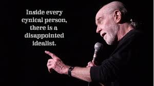 25 wise quotes from george carlin inspirationfeed