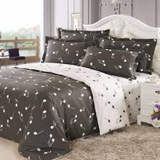 captivating music note bed sheets 26 for your duvet cover set with