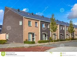 european style town houses stock photo image 89931410