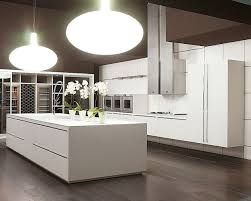 kitchen style black and white modern architecture designs italian