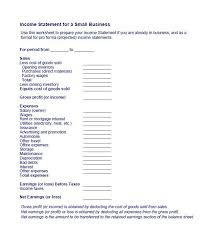 27 income statement examples u0026 templates single multi step pro